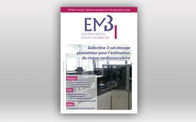 "Article dans ""European Medical Biology Information"""